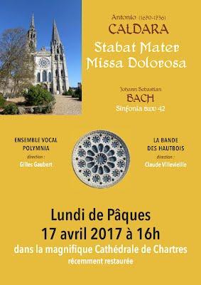 affiche concert Chartres