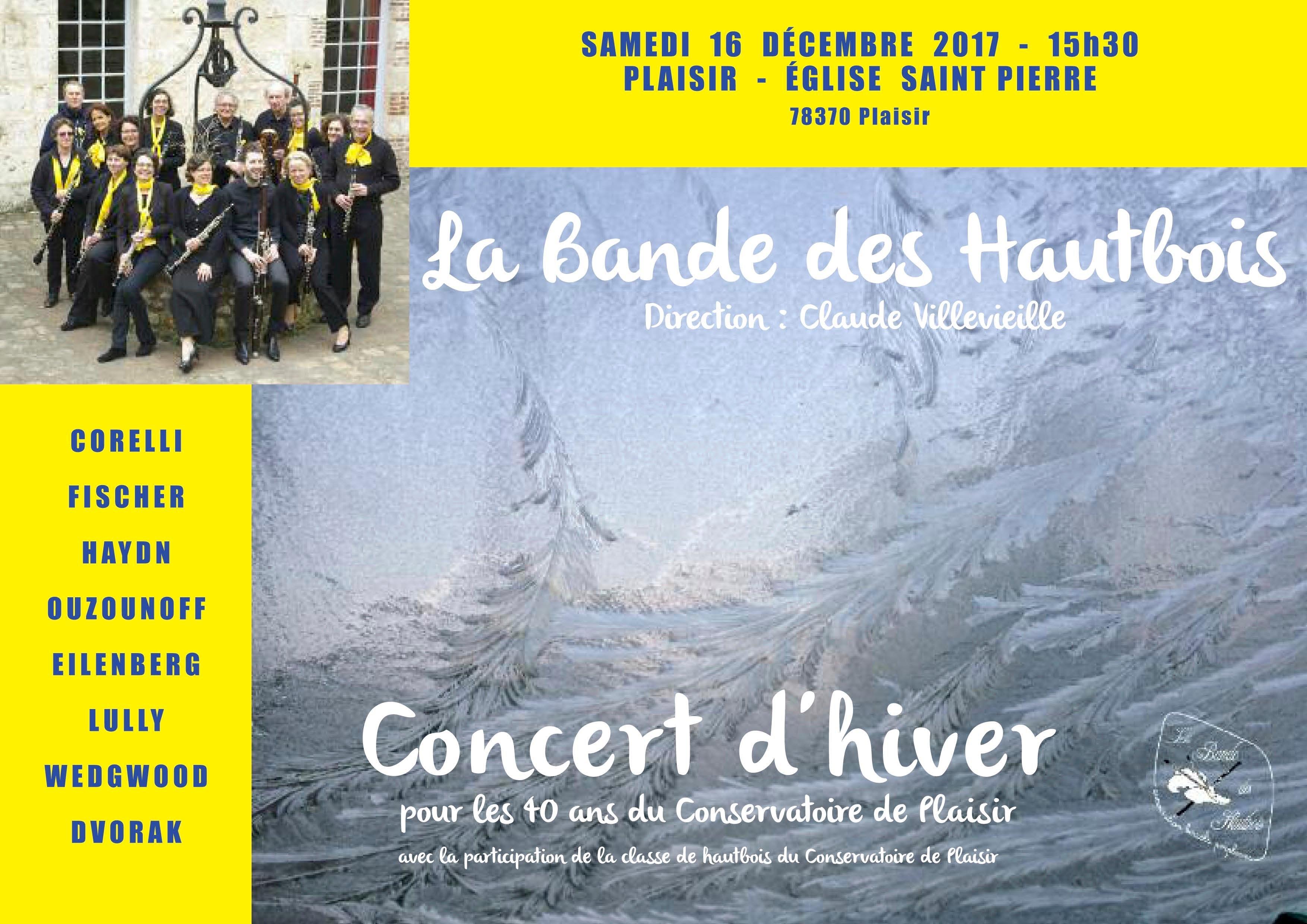 concert de Plaisir