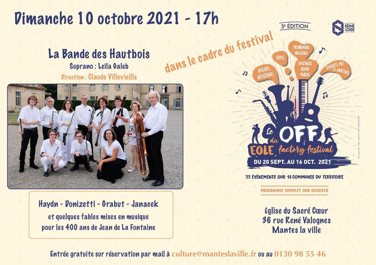 concert BDH Mantes La Ville